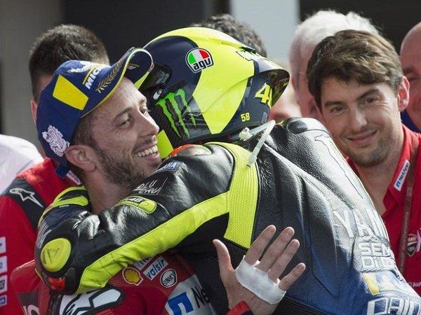 Dovizioso Sebut Pensiunnya Rossi Akan Berdampak Besar Bagi MotoGP