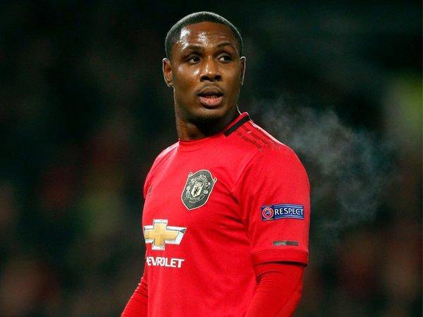 Legenda Klub Berharap Man United Permanenkan Status Ighalo