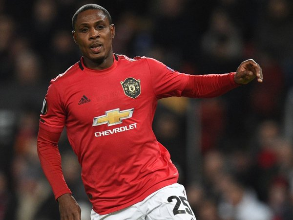 Manchester United PeDe Bisa Pertahankan Odion Ighalo