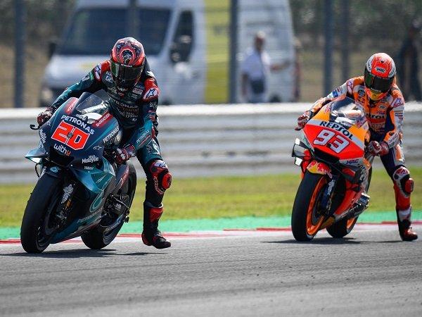 Marquez Yakin Quartararo Akan Semakin Matang di Musim 2020