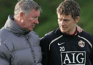Ole Gunnar Solksjaer Kenang Pertemuan Pertamanya dengan Alex Ferguson