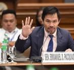 Tekad Pacquiao Bantu Berantas Virus Corona di Filipina