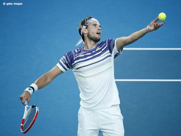 Tennis Di Rumah Bersama Dominic Thiem