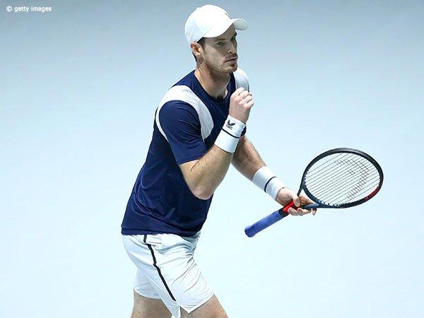 Usai Proses Pemulihan Yang Sulit, Andy Murray Kembali Bersemangat
