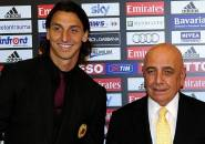 Usik Rencana Milan, Galliani Siap Boyong Ibrahimovic Ke Monza