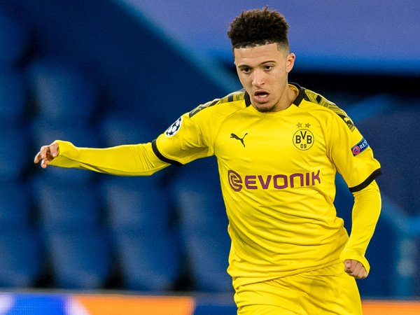 Legenda Sepakbola Jerman Sarankan Sancho Tolak Man United