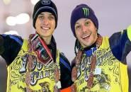 Rossi Akui Merasa Iri dengan Kelebihan Luca Marini