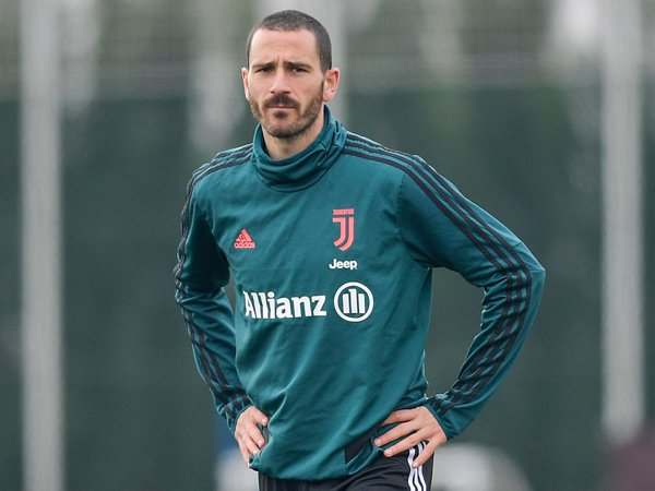 Demi Perkuat Pertahanan Man City, Guardiola Inginkan Bonucci