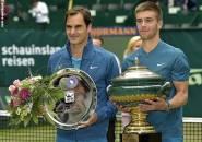 Tundukkan Roger Federer Dua Kali Istimewa Bagi Borna Coric, Tetapi . . .