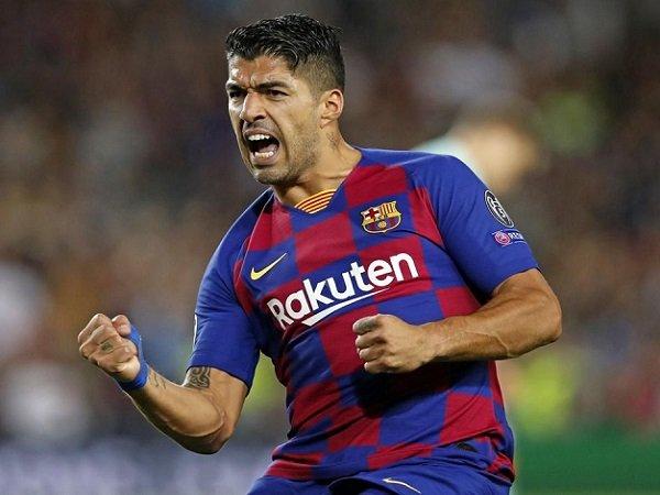 Suarez Siap Bela Barcelona Ketika Kompetisi Kembali Bergulir