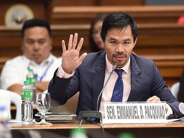 Kontak dengan Pengidap Corona, Pacquiao Terpaksa Lakukan Karantina Mandiri