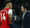 Mikel Arteta Coba Bujuk Aubameyang Bertahan di Arsenal