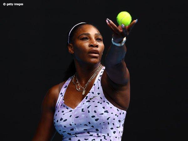 Serena Williams Incar Cetak Sejarah Pada Tahun 2021