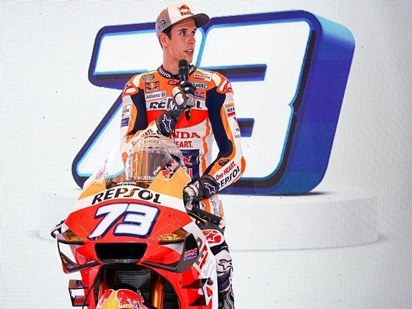 Alex Marquez Berharap Kemenangannya di Balapan Virtual Bisa Obati Rindu Fans MotoGP