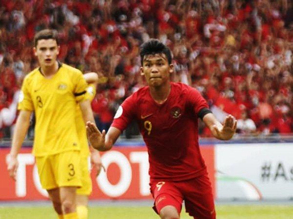 Bertekad Tampil di Piala Dunia, Sutan Zico Enggan Bersantai Meski Libur
