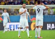Dibandingkan dengan Olivier Giroud, Karim Benzema: Tidak Selevel
