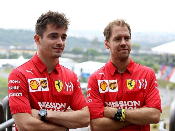 Leclerc Bersyukur Bisa Dapat Perpanjangan Kontrak Lebih Dahulu Daripada Vettel