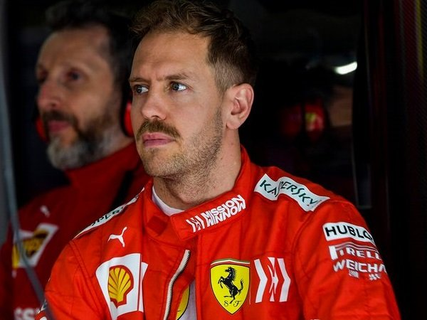 Leclerc Yakin Vettel Tak Akan Terpengaruh Soal Isu Masa Depannya di Ferrari