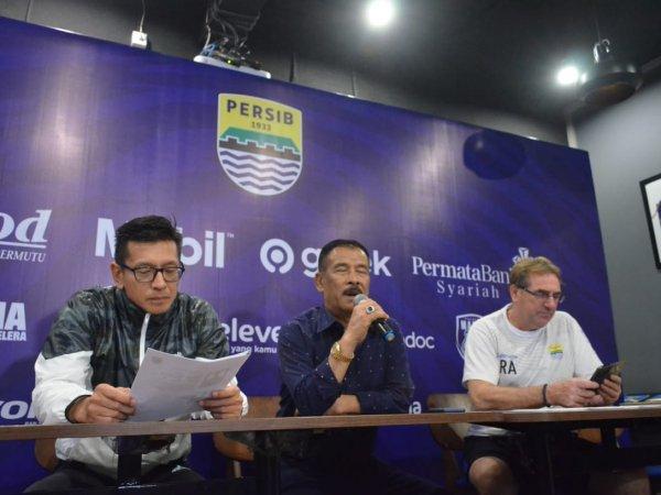 Liga Berhenti Panjang, Persib Akan Sesuaikan Gaji Pemain