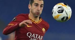Mkhitaryan Ingin Bertahan Bersama AS Roma