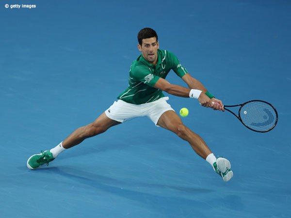 Begini Pandangan Andy Roddick Tentang Novak Djokovic