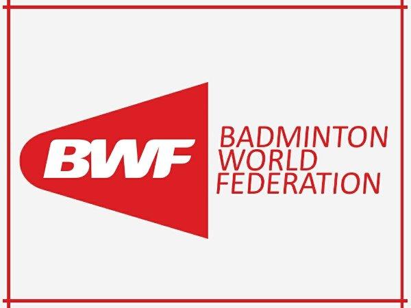 BWF Resmi Bekukan Peringkat Dunia