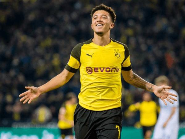 Dortmund Bersikukuh Tidak Ingin Turunkan Harga Jadon Sancho
