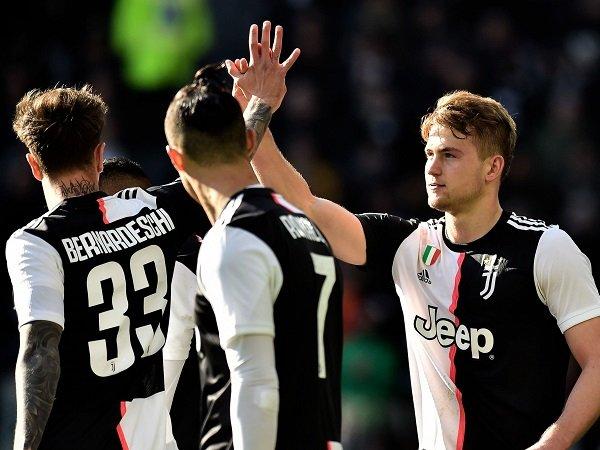Mantan Presiden Real Madrid Puji Tindakan Pemain Juventus Soal Pemangkasan Gaji