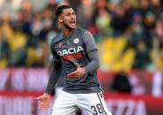 Milan Berpeluang Bajak Servis Gelandang Udinese dari Juventus