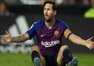Soal Pemotongan Gaji, Messi Kritik Sikap Manajemen Barcelona