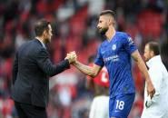 Tak Diperbolehkan Pindah Dari Chelsea, Giroud: Lampard Butuh Saya!