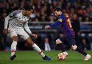 Lionel Messi atau Sergio Aguero, Mana yang Lebih Sulit untuk Virgil van Dijk?