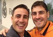 Dukung Casillas Jadi Presiden RFEF, Cannavaro Incar Pelatih Madrid