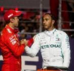 Hamilton dan Vettel Terima Pemotongan Gaji Akibat Pandemi Covid-19