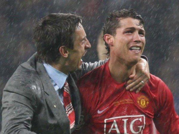 Gary Neville Ungkap Penyebab Cristiano Ronaldo Tinggalkan Manchester United