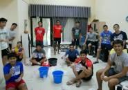 Aksi Sosial Atlet Pelatnas Cipayung di Tengah Wabah Virus Corona