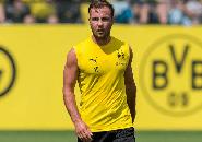 Everton Coba Boyong Mario Gotze dari Borussia Dortmund