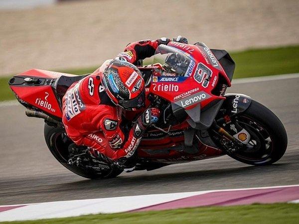 Soal Motor Baru Ducati, Petrucci Sudah Merasa Puas