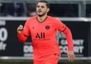Mauro Icardi Segera Tinggalkan Paris Saint-Germain