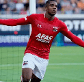 Milan Masih Minat Bidik Striker Muda AZ Alkmaar
