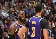 Sebelum Jadi Rekan Setim, Anthony Davis Mengaku Idolakan Sosok LeBron James