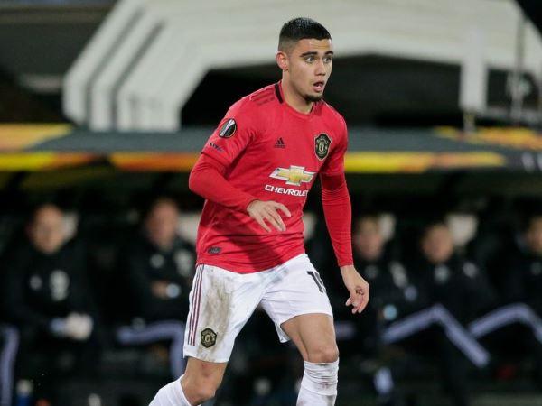 Andreas Pereira Ungkap Posisi Favoritnya Di Manchester United