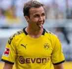 AS Roma Ikut Ramaikan Perburuan Mario Gotze dari Borussia Dortmund