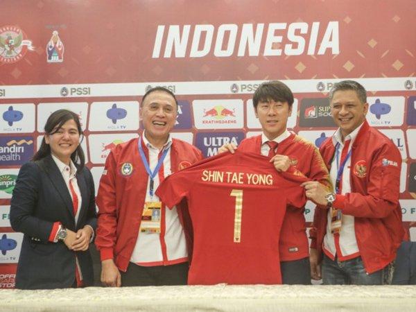 Krisis Corona, Gaji Pelatih Timnas Tetap Dibayar Penuh untuk Sementara oleh PSSI