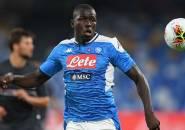 PSG Saingi Barcelona untuk Dapatkan Kalidou Koulibaly dari Napoli