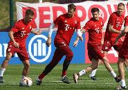 Bayern Munich Kembali Menggelar Latihan di Tengah Wabah Corona