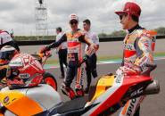 Dicibir Marquez Karena Takut Motor Honda, Begini Reaksi Lorenzo