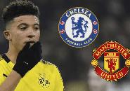 Unik! Chelsea dan Manchester United Diprediksi Justru Batal Datangkan Jadon Sancho