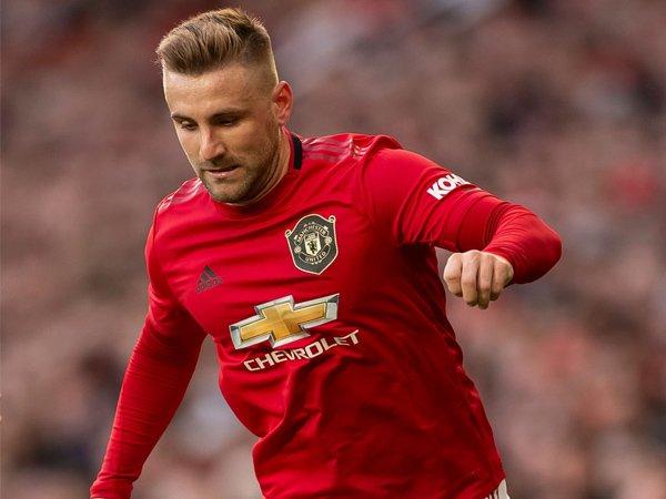 Luke Shaw Klaim Performa Man United Kini Lebih Baik Ketimbang Musim Lalu