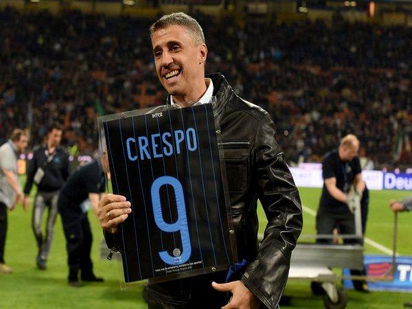 Karena Alasan Ini Crespo Berharap Serie A Bisa Dilanjutkan Lagi
